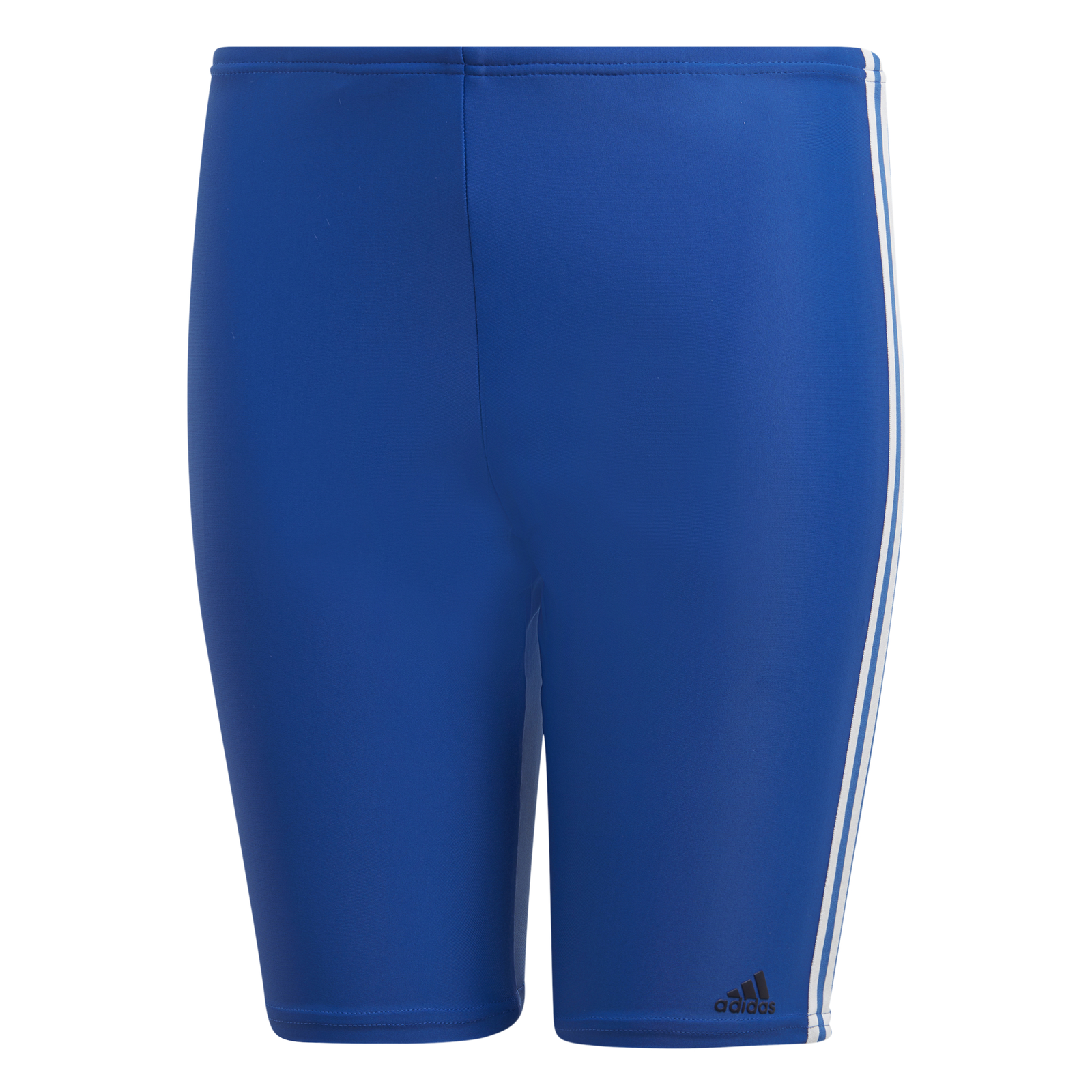 adidas Performance Kinder Badehose fitness 3 Stripes swim jammer boys blau