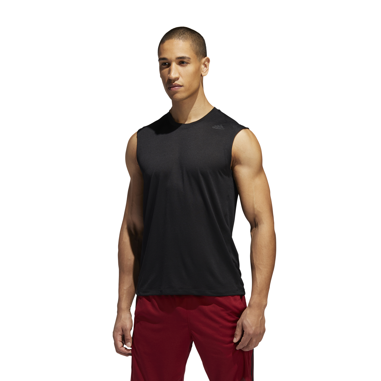 ADIDAS FREELIFT TECH Climacool T Shirt Herren Fitness