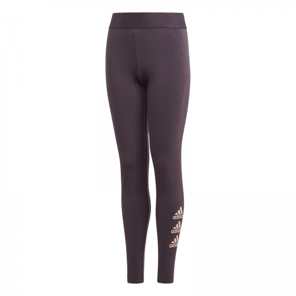 adidas Performance Mädchen Trainingshose Must Haves BOS Tight lila
