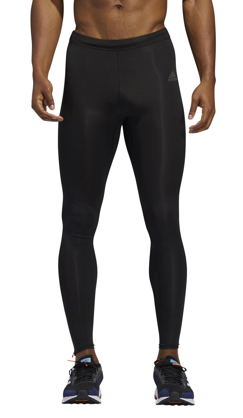 Pro Touch Herren Tight lang brushed Paddington II Lauf Runningtight Schwarz Neu